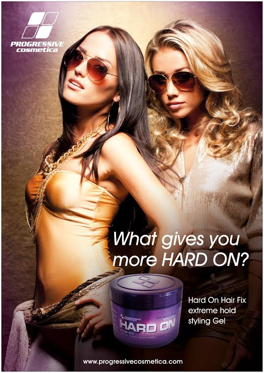 Ultimate HOLD styling NEW ADD campaign – What gives you more Hard On!!!!!