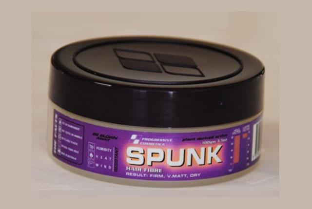 New Release – SPUNK hair fibre